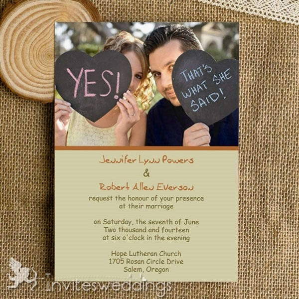 Find Inspiring Ideas Of Affordable Wedding Invitation For Budget