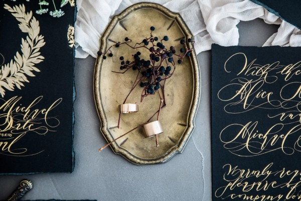 Unique & Luxury Handmade Wedding Invitations From Crimson Letters