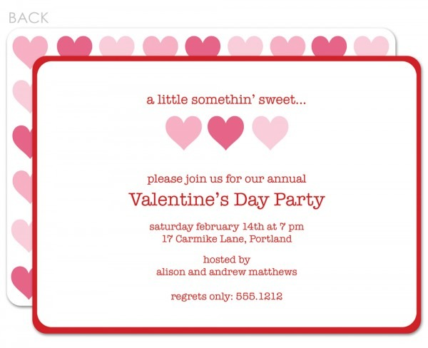 Valentines Day Party Invitation From Festdude For A Mesmerizing