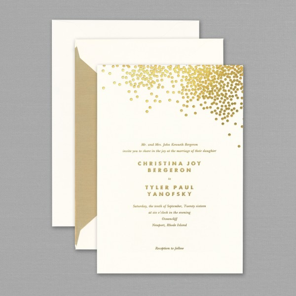 Vera Wang Wedding Invitations Vera Wang Wedding Invitations With