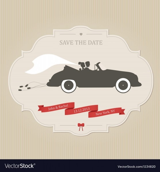 Car, Wedding & Can Vector Images (77)