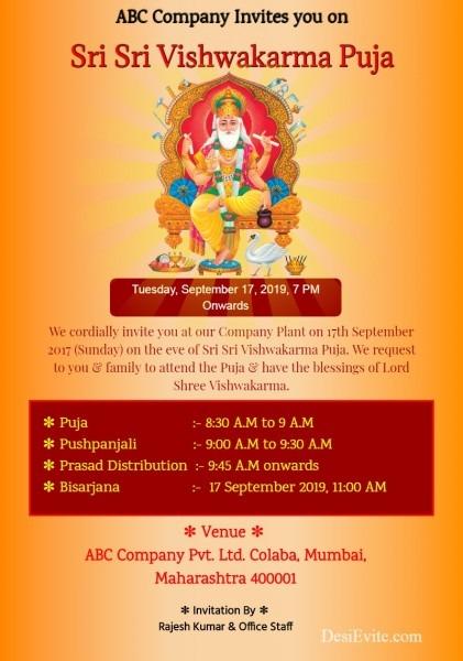 Free Invitation Card & Online Invitations