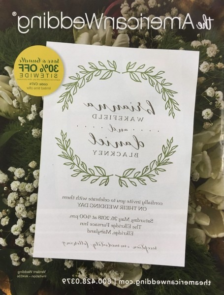 Does Vistaprint Wedding Invitations Come With Envelopes Reviews