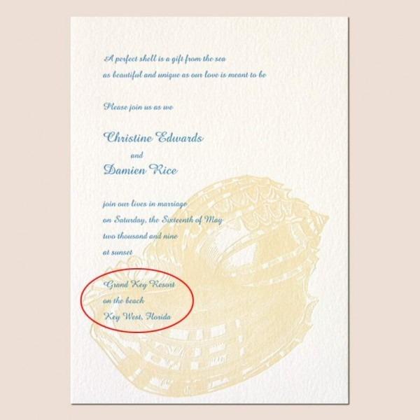 Wedding Invitation Dress Code Wording Attire With