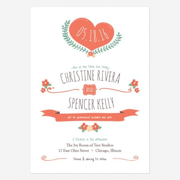 Wedding Invitation Wording Casual Wedding Invitation Wording