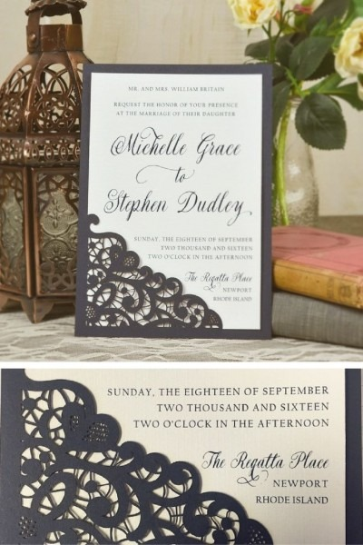 Wedding Invitations On A Budget