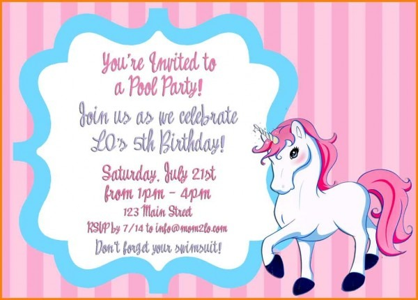 12+ What To Write On Birthday Invitations