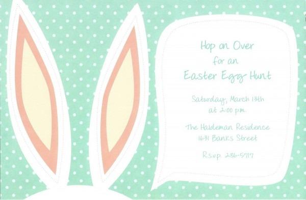 Hayden Avery Fine Stationery  Easter Weekend Hours