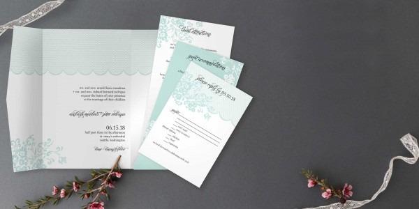 Wonderful Pocket Wedding Invitations Pocket Wedding Invitations