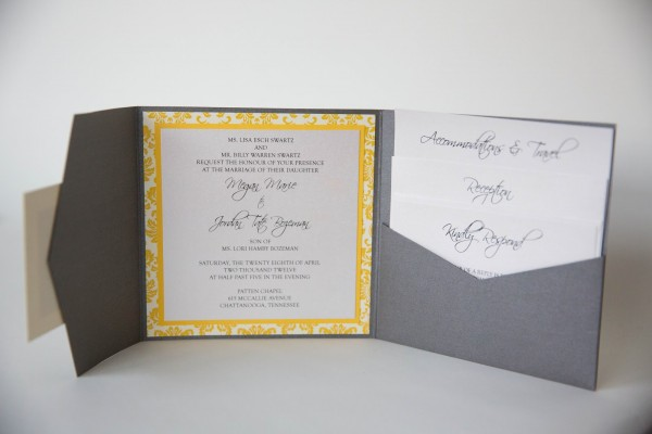 Yellow And Grey • Great Color Combination Kindly Rsvp Designs Blog