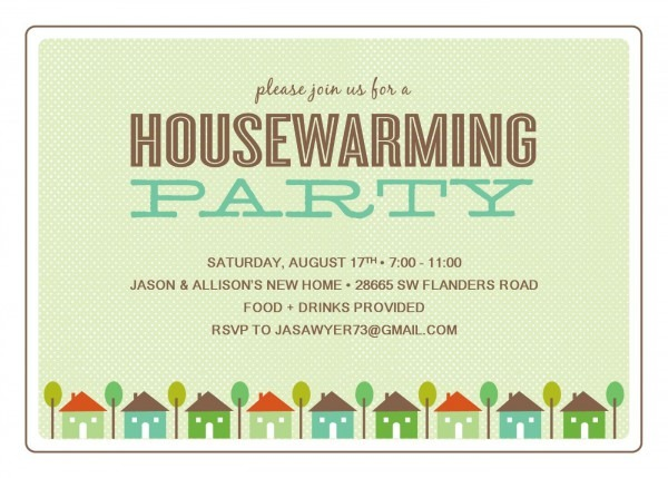 002 Template Ideas Housewarming Party Wonderful Invitation Designs