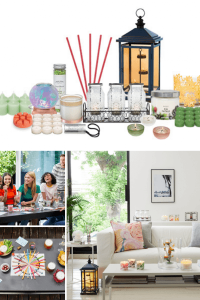 Partylite Sping 2019 Kit And More! See How Much You Can Earn And