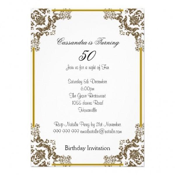 010 Free 60th Birthday Invitations Templates Template Ideas