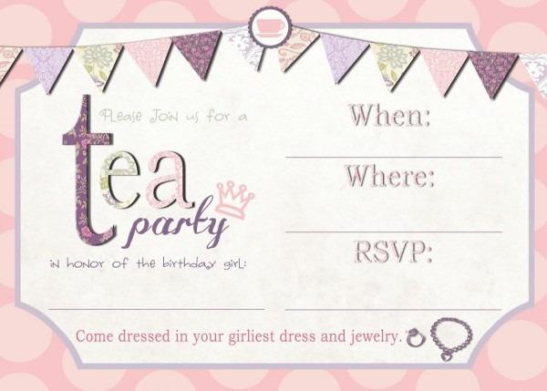019 Party Invitations Templates Free Template Ideas Wondrous