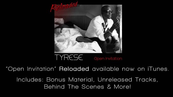 Tyrese Open Invitation Reloaded Itunes Download