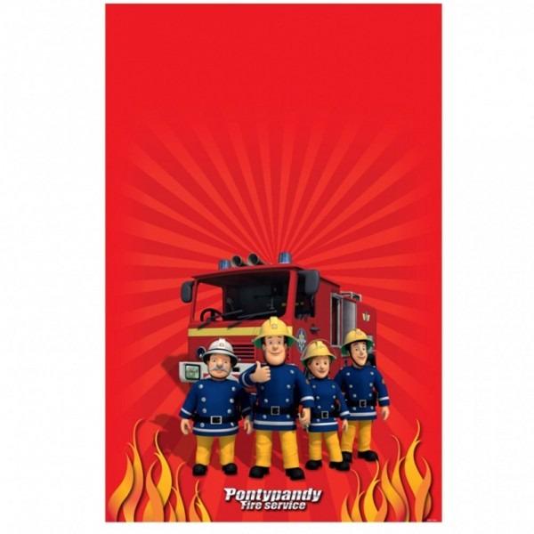 Fireman Sam Plastic Table Cover