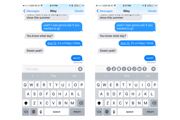 Ios 10 Concept  Imessage – Andre Plaut – Medium