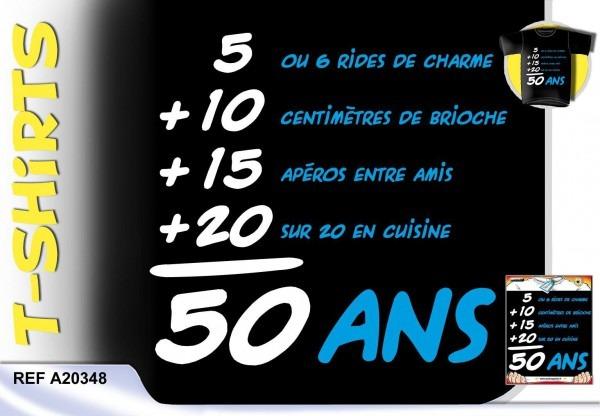 Carte Invitation Anniversaire 50 Ans Avec Photo