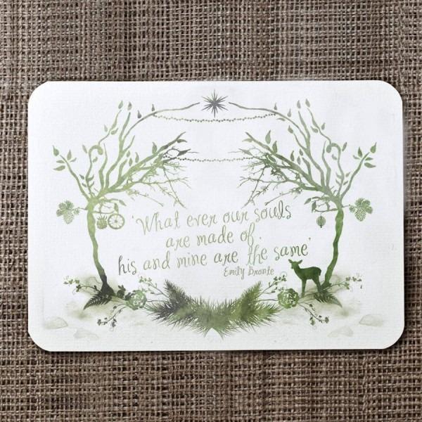 Woodland Wedding Invitation And Details   Rsvp Card