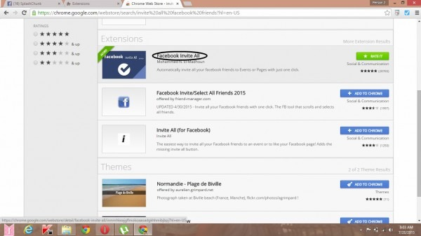 Invite All Friends To Facebook Page In A Single Click