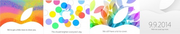 Apple Events Chronology