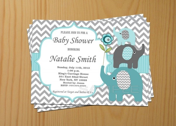 Baby Shower  Baby Shower Invites Etsy  Couples Baby Shower