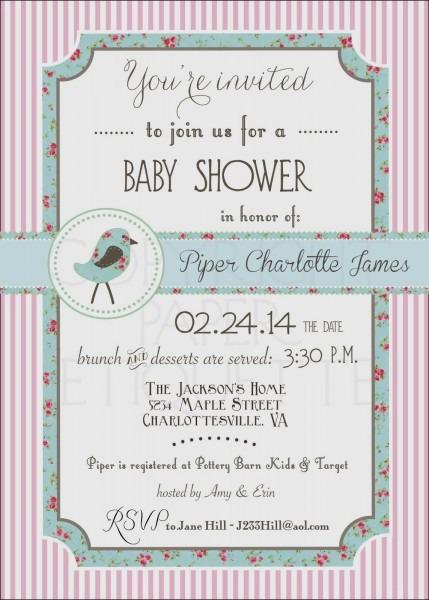 Baby Shower Invitation Etiquette Baby Shower Invitation Etiquette
