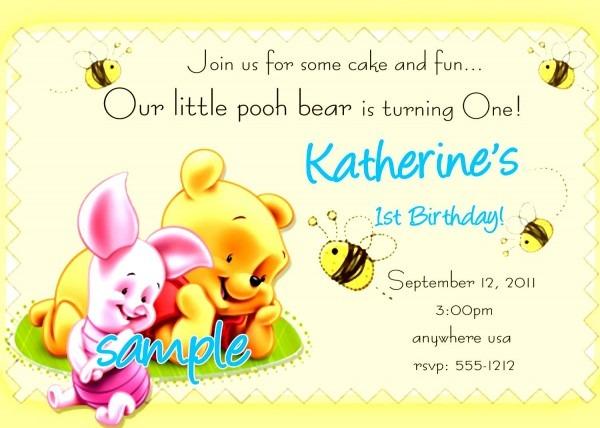Birthday Card Invites — Birthday Invitation Examples