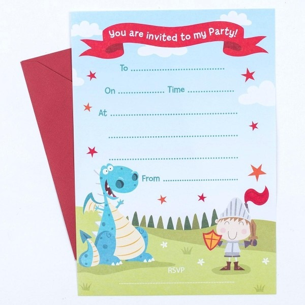 Birthday Party Invitations Card Factory Laser Cut Party Supplies