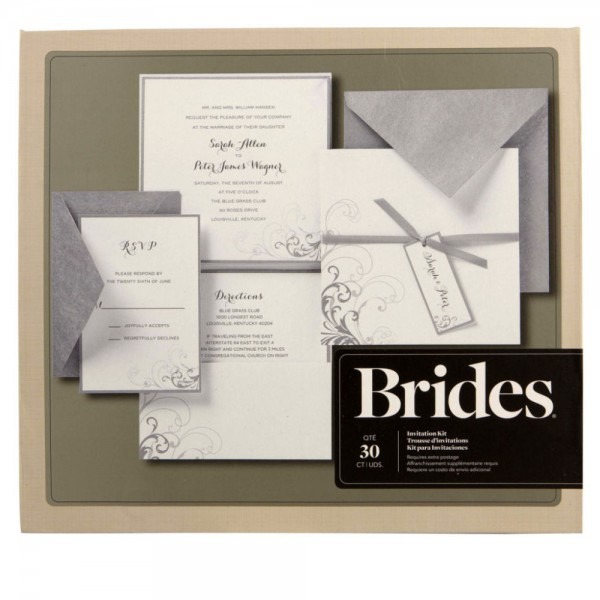 Wedding Invitation Cards Brides Wedding Invitation Kits