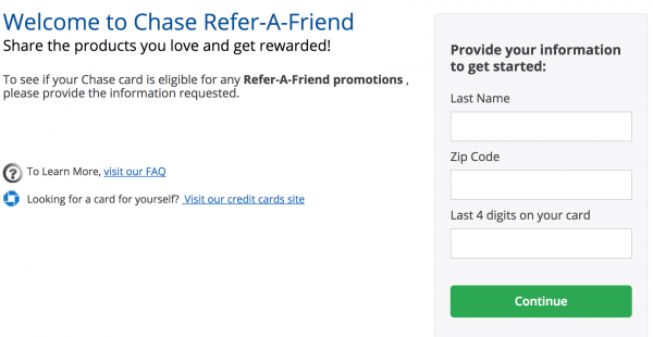 Chase Refer