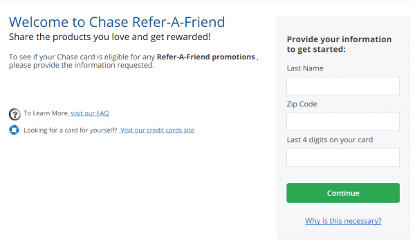 Chase Refer A Friend  How Referrals Work