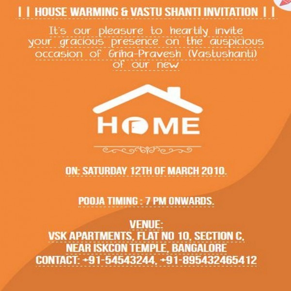 Hernandezjessj0 On Twitter   Housewarming And Vastu Shanti