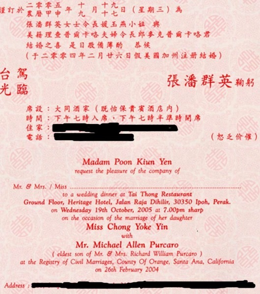15 Awesome Civil Wedding Invitation Card Sample Stock