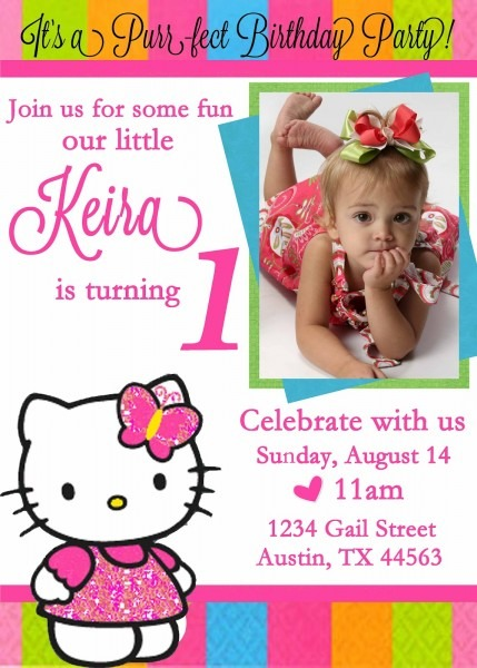 Birthday Invitation Card Maker Online Free