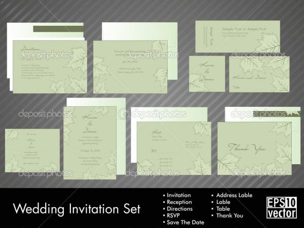 Wedding Invitation Sets Memcatch Com  Gold Damask Printable
