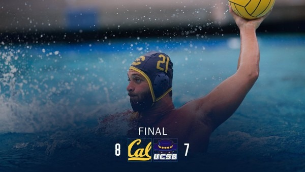 Cal Water Polo On Twitter   Close Match To Finish The Triton