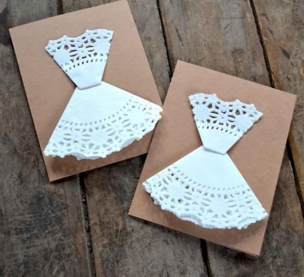 Bridal Shower Invitation Ideas Homemade