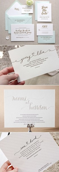 Impressive Wedding Invitations And Stationary 17 Best Ideas About
