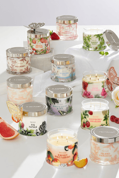 Illuminate Your Home With The Best! See New Forms And Fragrances