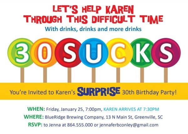 Birthday Invitations Templates Funny Birthday Invitations