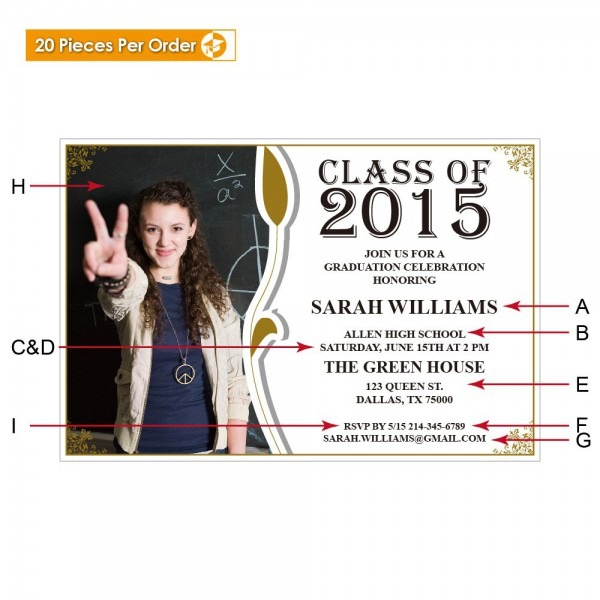 It's just an image of Soft College Graduation Announcements Templates