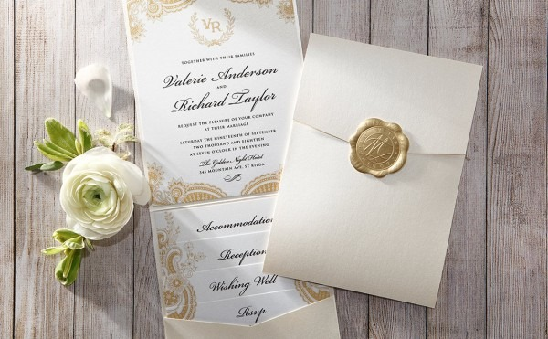 Handmade Wedding Invitations From Cdn Is Stunning Ideas Which Can