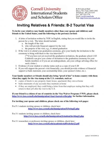 Invitation Letter For Visa Sample Norway New Letterhellip Cover Us