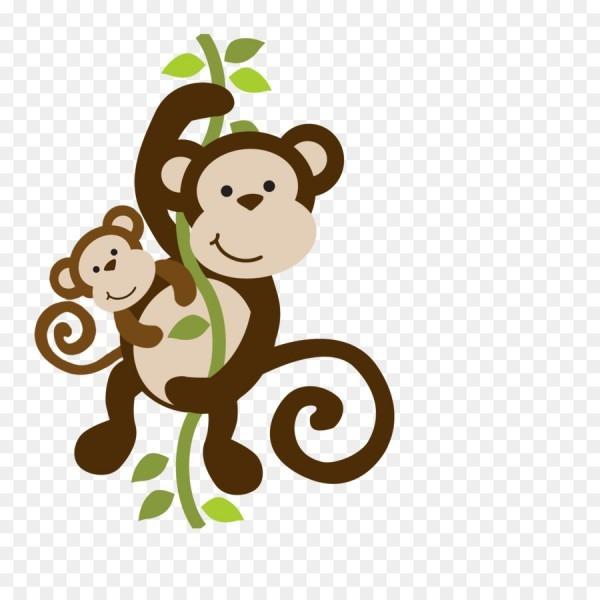 Wedding Invitation Sock Monkey Baby Shower Party