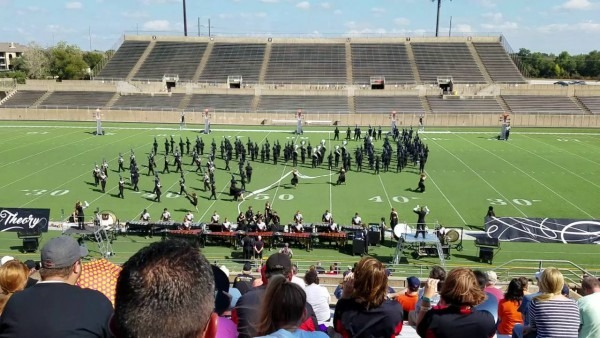 Martin Band 2016 Plano East Marching Invitational
