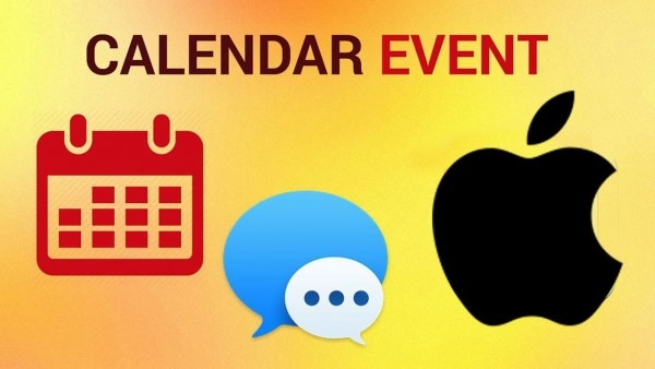 How To Create Calendar Event From Imessage On Iphone And Ipad