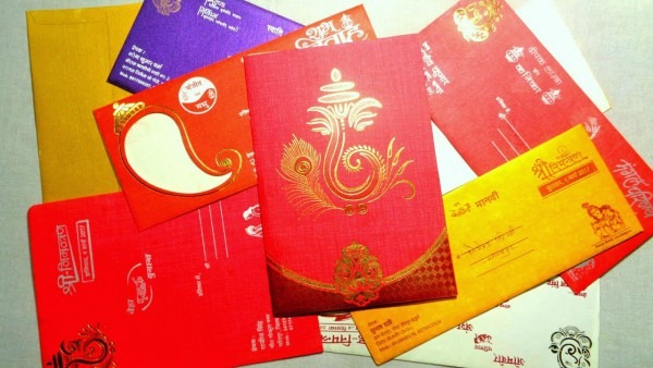 Best Use Of Old Marriage Wedding Cards Ideas By Jhilmil