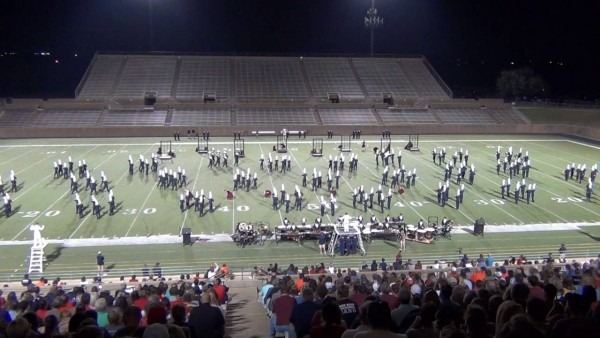 Plano East Marching Invitational 2016 Results 240p