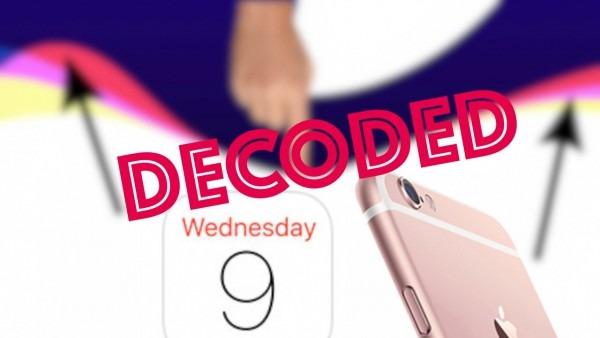 Decoding Apple's Iphone 6s Event Invitation!